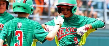 El beisbol infantil en México